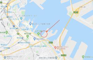 横浜ガンダム開催場所