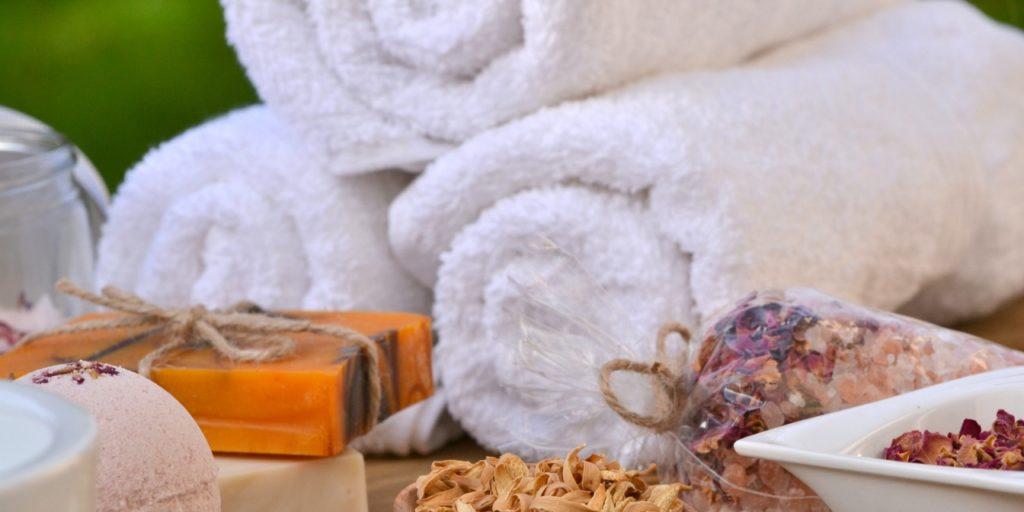 タオルの種類とサイズと用途